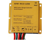 SDW series MPPT Solar charge controller