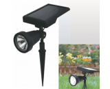 Solar security light, solar floodlight