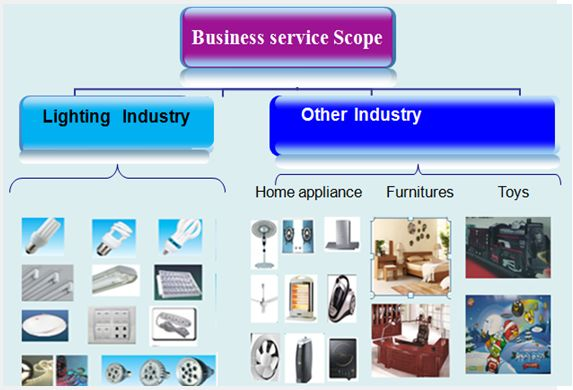 Business service scope